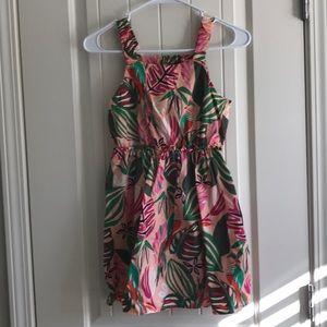 Big girls summer dress